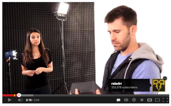 video tren youtube