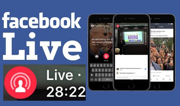 Video Trực Tiếp Và Sự Kiếm Soát Của Facebook