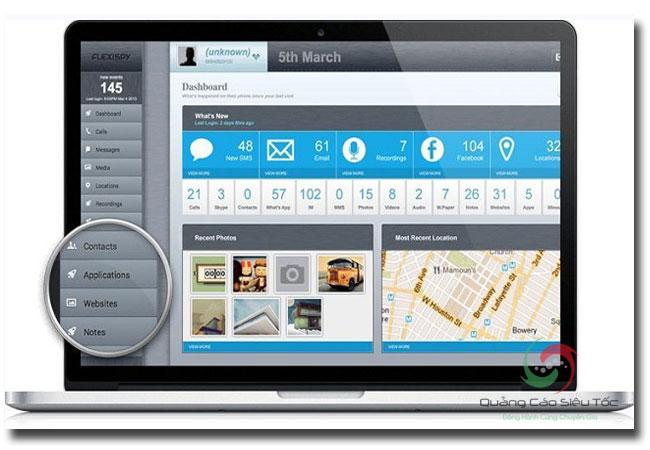 xem tin nhắn facebook của người khác bằng phần mềm gián điệp