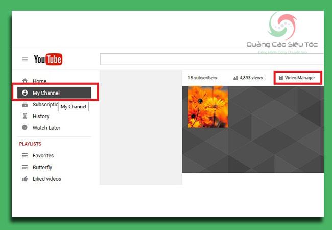 cách xóa video trên youtube hiệu quả nhất