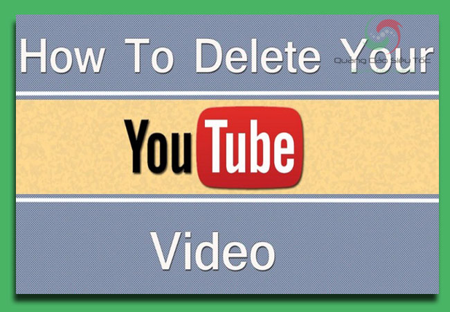 cách xóa video trên youtube đơn giản nhất