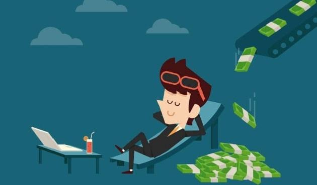 Ý tưởng kinh doanh online dành cho người ít vốn - nguồn thu nhập thụ động