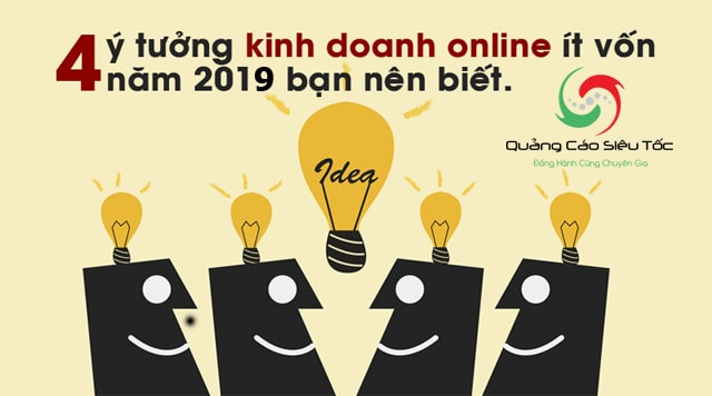 Ý tưởng kinh doanh online