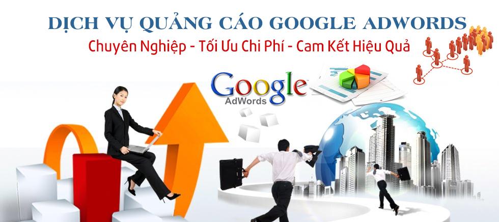 Dịch vụ quảng cáo Google cam kết tối ưu chi phí - chuyên nghiệp - hiệu quả