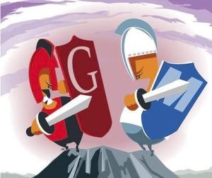 Google vs Microsoft | Quảng Cáo Siêu Tốc
