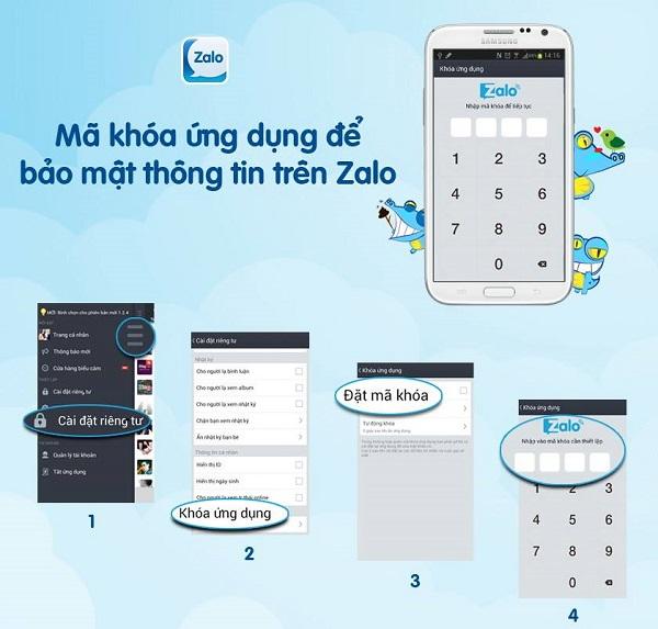 Bảo mật thông tin khi gửi tin nhắn tới khách hàng
