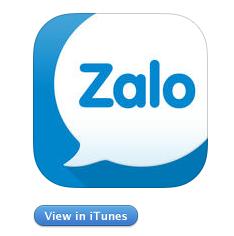zalo app