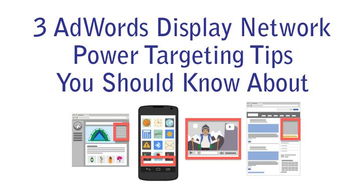 Các hình thức quảng cáo Adwords kết hợp với Display Network