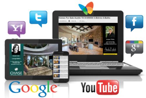 Quảng Cáo Video Marketing trên nhiều kênh khác nhau