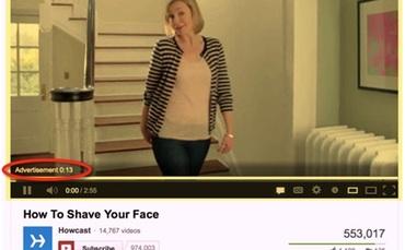 Quảng cáo video trên Youtube In-Stream NON-SKIPPABLE