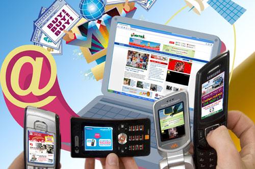 Quảng cáo trong Mạng Hiển Thị được liên kết bởi nhiều website trên toàn cầu - có thể hiển thị đồng thời quảng cáo trên nhiều website cùng một thời điểm