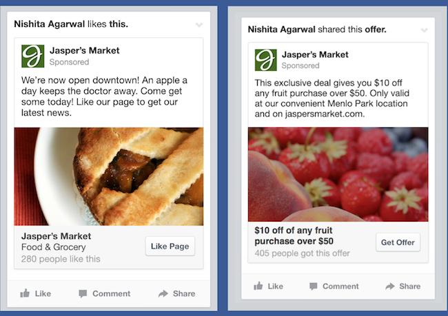 So sánh hiệu quả của hai mẫu quảng cáo cho cùng một thương hiệu