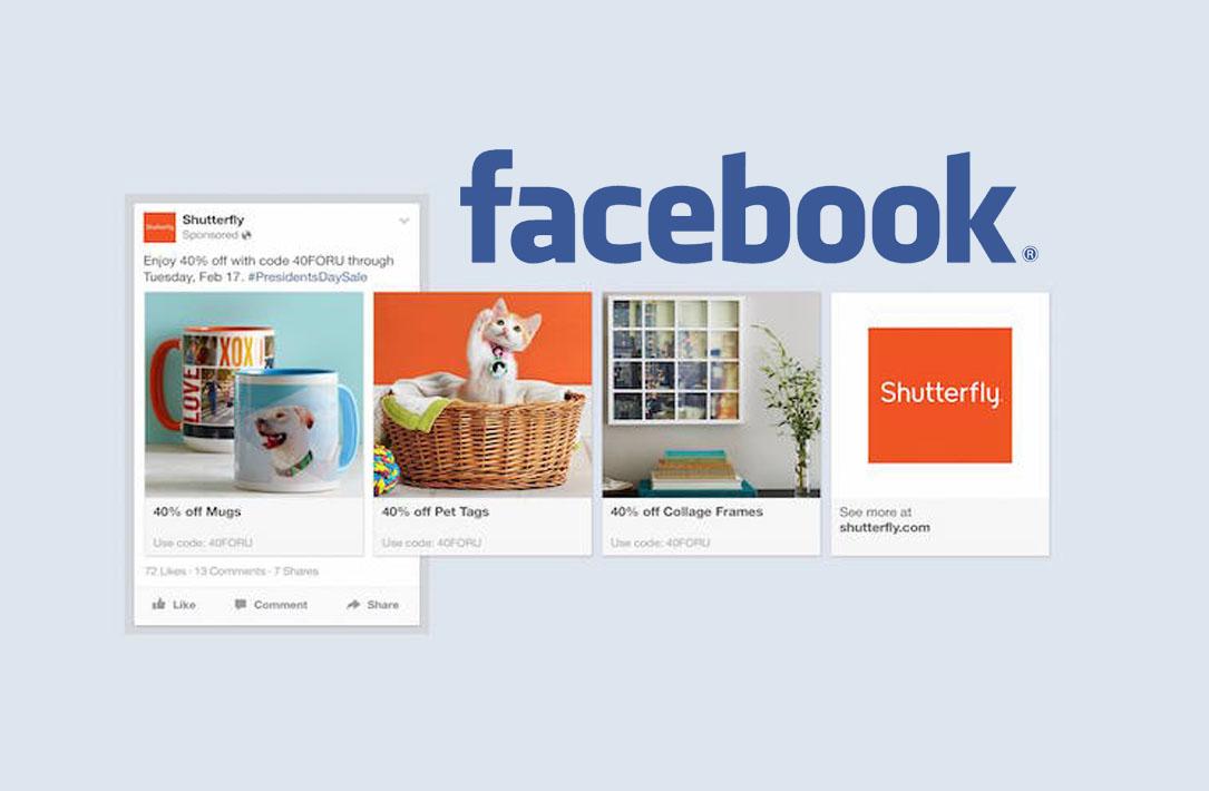 Quảng cáo Facebook Multi - Prodcut - Hình minh hoạ