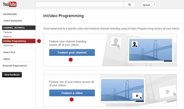 Invideo Programming trong quảng cáo youtube