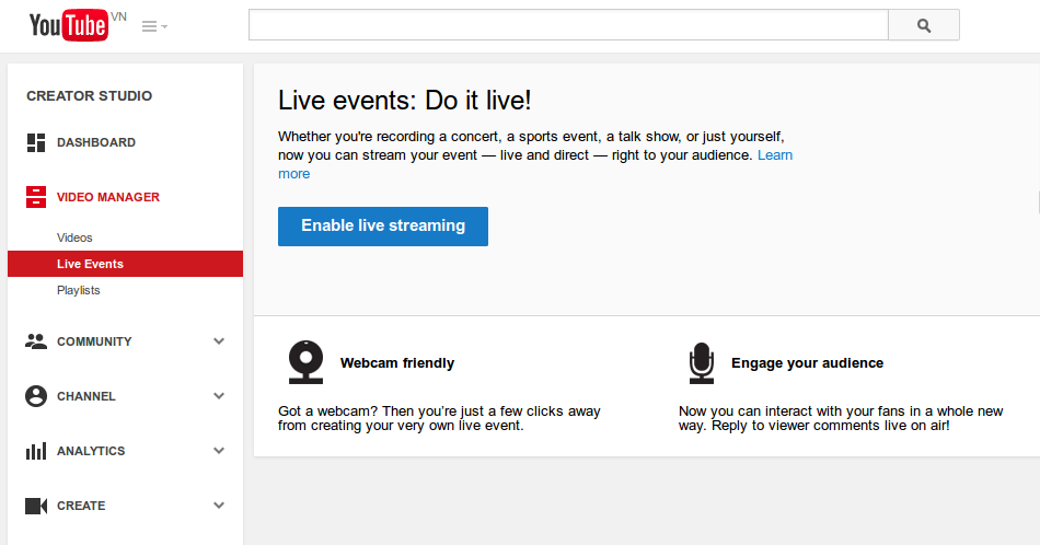 youtube-live-event